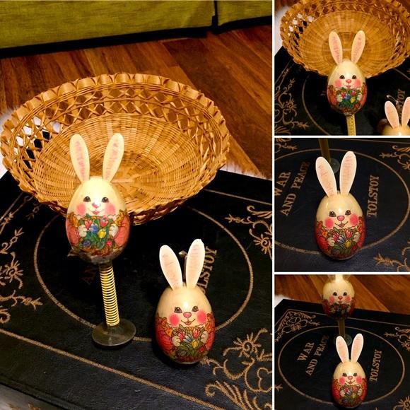 🦋2/$10 3/$15 4/$18 5/$20 Vintage Easter Eggs